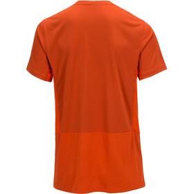 Peak Performance Rucker Maglia a maniche corte Uomo, orange lava